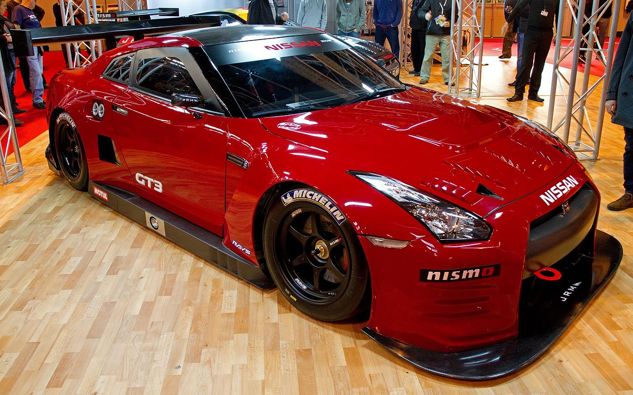 [Image: 1280px-Nissan_GT-R_GT3.jpg]