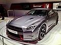 Nissan GT-R Nismo, GIMS 2014 (Ank Kumar, Infosys) 02.jpg