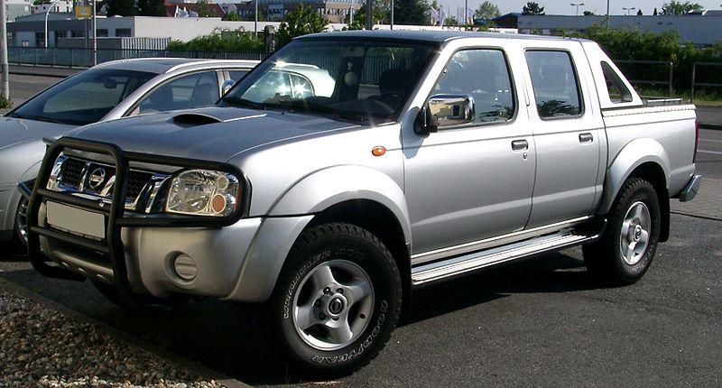 Datei:Nissan Navara front 20080509.jpg – Wikipedia