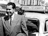 Richard Nixon in 1950