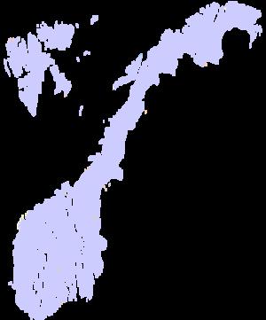 kart norge med fylker Norges fylker – Wikipedia kart norge med fylker