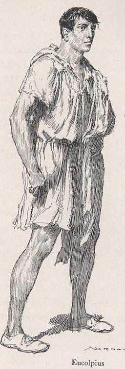 Norman Lindsay Satyricon p090