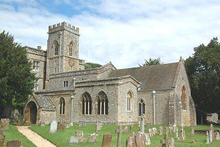North Aston village and civil parish in Cherwell district, Oxfordshire, England