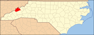 National Register of Historic Places listings in Madison County, North Carolina Wikimedia list article