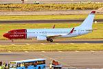 Norwegian, EI-FHL, Boeing 737-8JP (22030691340).jpg