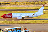 EI-FHL - B738 - Norwegian Air International