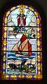 Notre Dame de Placemanec à Groix - Vitrail de Saint Tudy.JPG