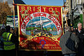 November 2011 public sector pensions march in Bristol 2.jpg