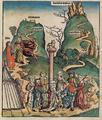 Nuremberg chronicles - Golden calf.png