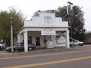Nutbush, Tennessee - Nutbush grocery store (2004)