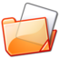 Nuvola filesystems folder orange.png