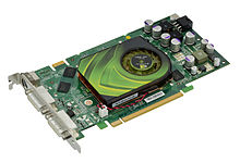 carte video nvidia geforce 7800 gratuit