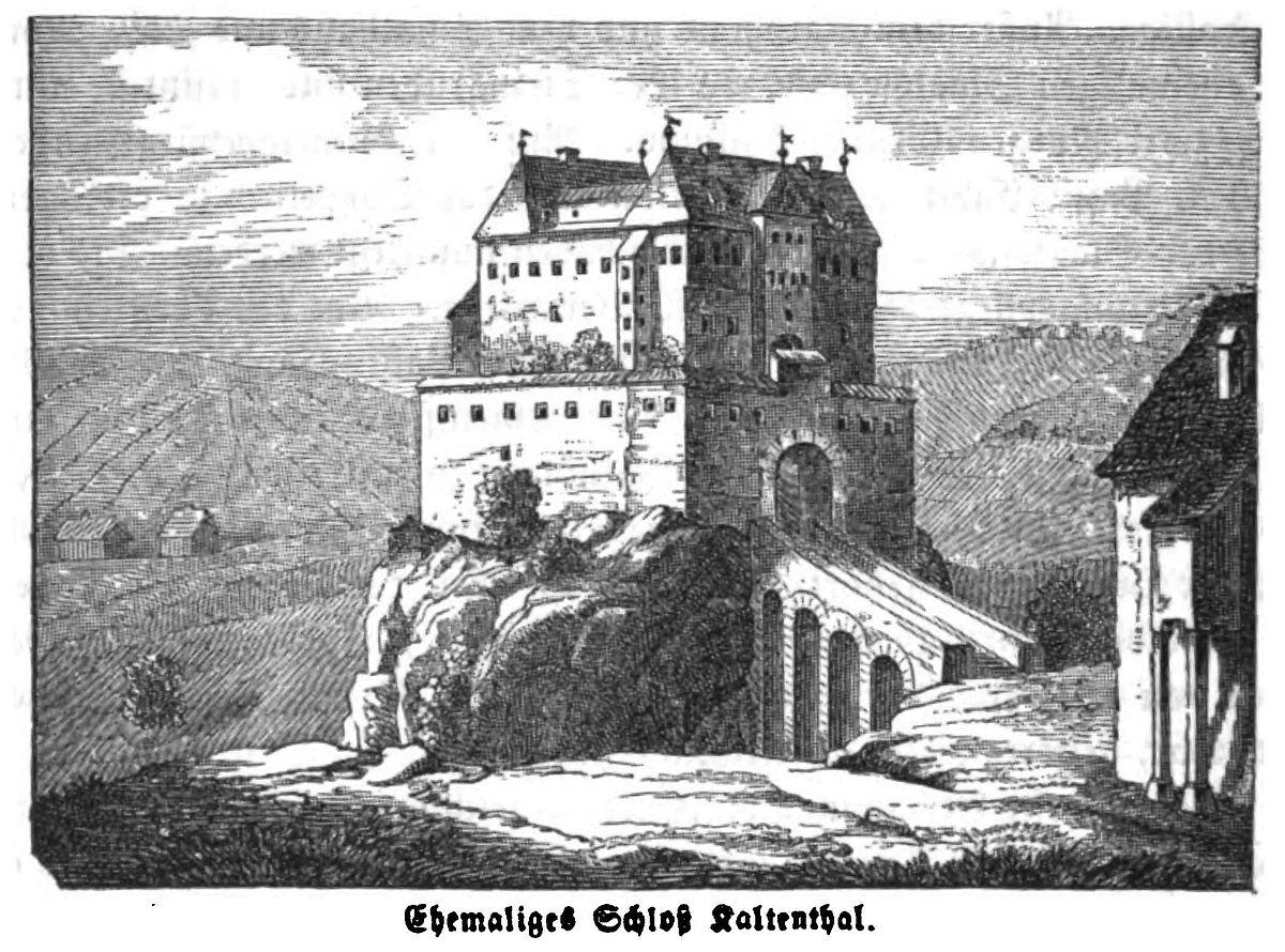 Burg Im Mittelalter Arbeitsblatt : Burg kaltental wikipedia