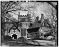 OFFICE WING NORTH - Stan Hywet Hall, 714 North Portage Path, Akron, Summit County, OH HABS OHIO,77-AKRO,5-115.tif