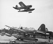 OS2Us at RAAF depot Lake Boga 1942