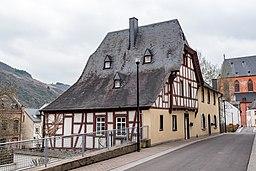 Kirchstraße in Oberwesel