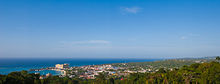 Ocho Rios from Shaw Gardens - May 2010.jpg