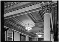 October 1960 BALLROOM CEILING - Crocker Art Gallery, 216 O Street, Sacramento, Sacramento County, CA HABS CAL,34-SAC,20-18.tif