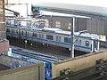 Odakyu 4000 series in Omiya G-R-S-C Entry line.jpg