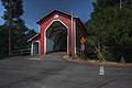Office bridge, Westfir, OR Lane County (8750629688).jpg
