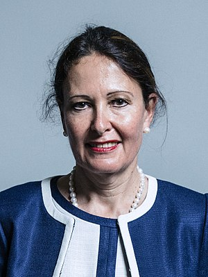 Anne Marie Morris - Official Parliamentary portrait, June 2017