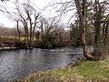 Ogmore River downstream from Riverside, Aberkenfig - geograph.org.uk - 3395356.jpg