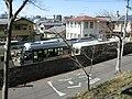 Okayama Electric Tramway Higashiyama rail yard - panoramio (5).jpg
