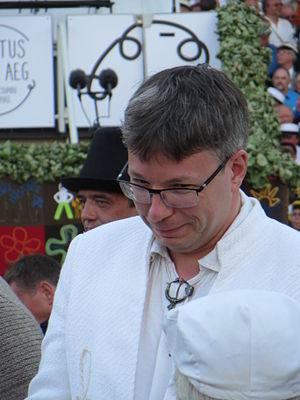 Olari Elts - Olari Elts at XXVI Estonian Song Celebration 2014