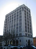 Old First National Bank Building Salem Oregon