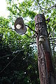 Old Japanese street light,Choshi-city,Japan.JPG