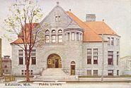 Old Public Library, Kalamazoo, MI