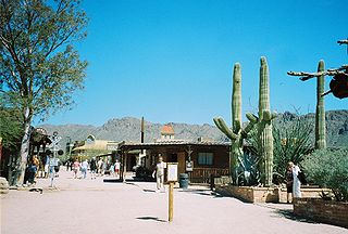 Old Tucson Studios film studio