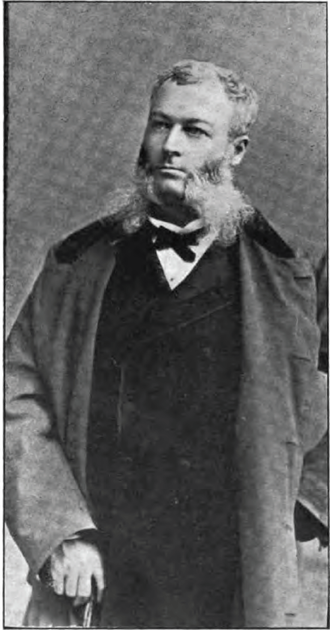 Kidder, Peabody & Co. - Oliver Peabody, co-founder of Kidder Peabody c. 1908