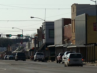 Olney, Texas - Image: Olney, Texas