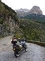 On the way to the Ordesa Gorge - panoramio.jpg