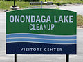 Onondaga Lake Cleanup Visitors Center sign 0059.jpg