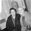 Opdracht Telegraaf Mimi Boesnach als Kniertje in 'Op hoop van zegen' van Herman, Bestanddeelnr 915-8792.jpg