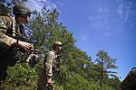 Operation Morning Coffee brings together the New Jersey National Guard and Marine Corps Reserve for joint exercise 150617-Z-NI803-619.jpg