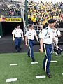 Oregon Soldiers take the field 140503-Z-TK422-0040.jpg