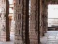 Ornated Pillared Hall Lepakshi, AP.jpg