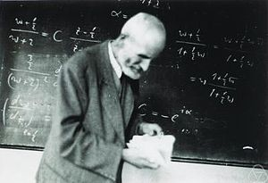 Georg Cantor's first set theory article - Oskar Perron