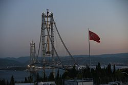 The Osmangazi Bridge