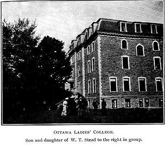 Ottawa Ladies' College - Ottawa Ladies' College,1904