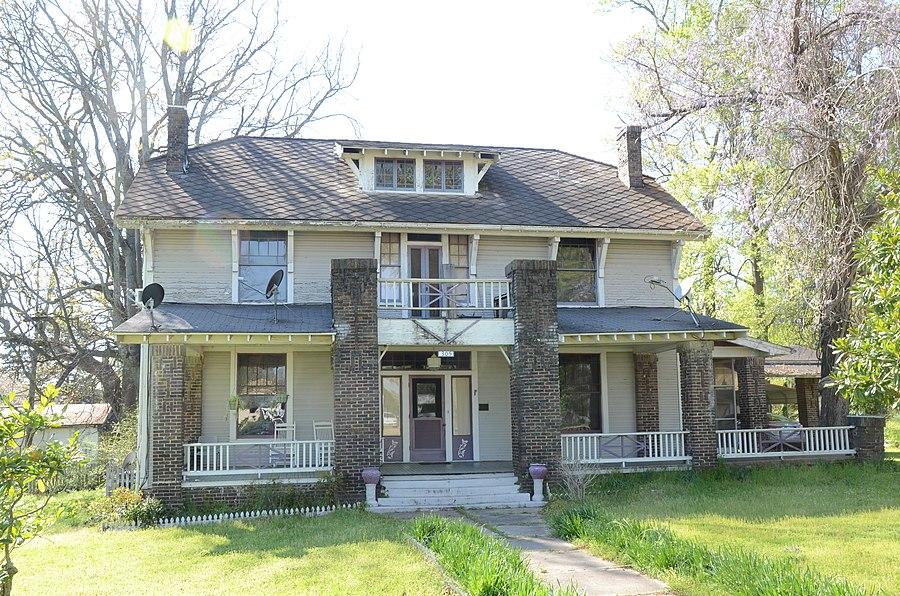 P.D. Burton House