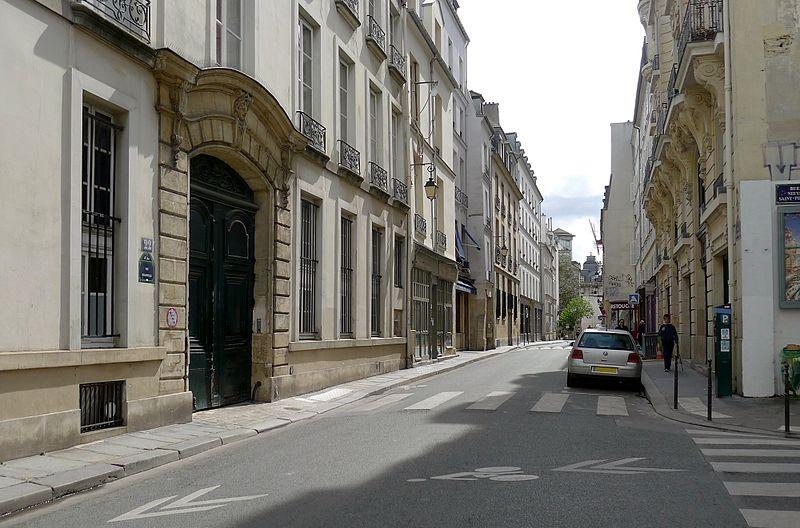 Fichier:P1100192 Paris IV rue Beautreillis rwk.JPG