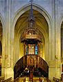 P1300904 Paris X eglise St-Laurent chaire rwk.jpg