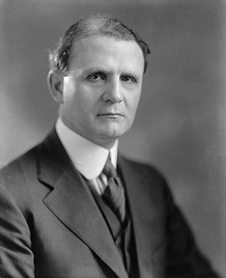 Roscoe C. Patterson - Image: PATTERSON, ROSCOE. SENATOR LCCN2016861077 (cropped)