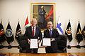 PERU Y FINLANDIA SUSCRIBIERON MEMORANDUM DE ENTENDIMIENTO SOBRE COOPERACIÓN CIENTÍFICA Y TECNOLÓGICA EN DEFENSA (23329279816).jpg
