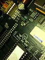 PFUTZ WAS HERE -- 1996 Capcom Breakshot CPU Board.jpg