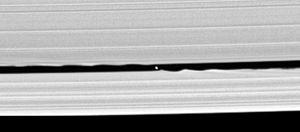 Daphnis (moon)